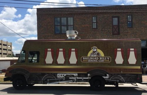 Railroad Bill's food truck opens season May 1 – Raccoon